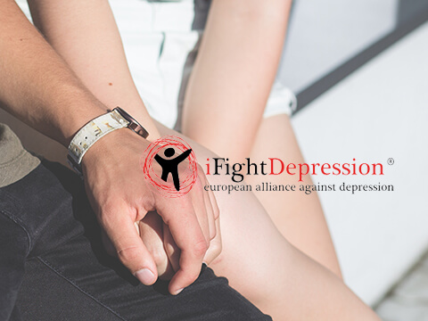 Relaunch Website für iFightDepression von der Internetagentur C2media Leipzig.